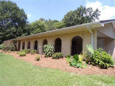Calhoun Single Family Home For Sale: 100 Ivy Lane