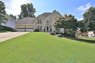 Kennesaw Single Family Home For Sale: 200 Candace Lane NW