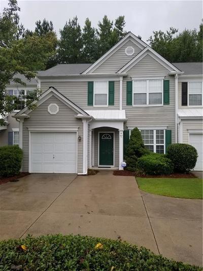 Alpharetta  Single Family Home For Sale: 13300 Morris Road #122