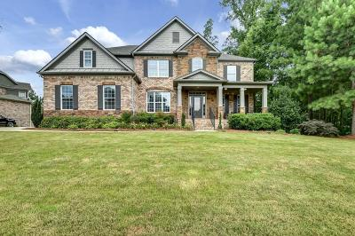 Alpharetta Single Family Home For Sale: 6815 Tulip Creek Circle