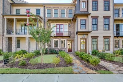 Norcross Condo/Townhouse For Sale: 6064 Lucas Street