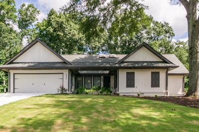 Single Family Home For Sale: 3237 Greenfield Drive