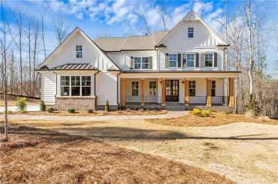 Alpharetta Single Family Home For Sale: 123 Townsend Pass