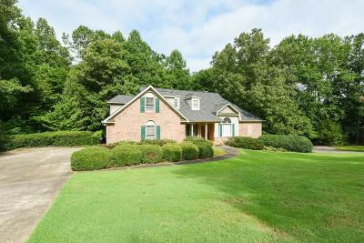 Powder Springs Single Family Home For Sale: 74 Old Mountain Place