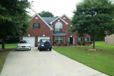 McDonough Single Family Home For Sale: 384 Lingo Port Drive