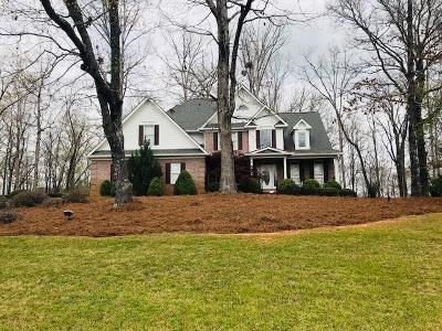 Covington Single Family Home For Sale: 861 Forrester Cemetery Road