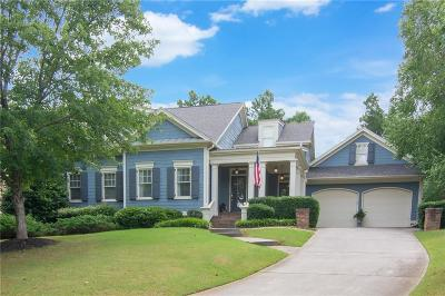 Suwanee Single Family Home For Sale: 962 Allen Lake Path