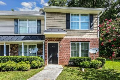 Dallas Condo/Townhouse For Sale: 449 White Ingram Parkway
