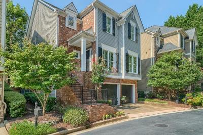 Single Family Home For Sale: 1120 Park Overlook Drive NE
