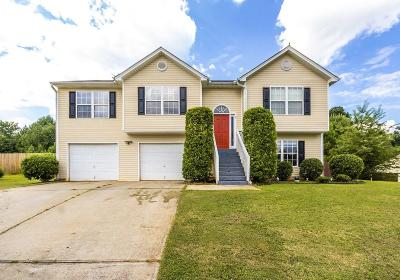 Winder Single Family Home For Sale: 470 Valley Trace