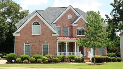 Alpharetta Single Family Home For Sale: 12559 Huntington Trace