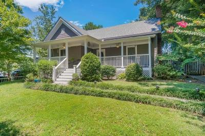 Acworth Single Family Home For Sale: 4390 Willis Street