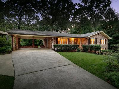 Austell Single Family Home For Sale: 3740 Pacific Drive
