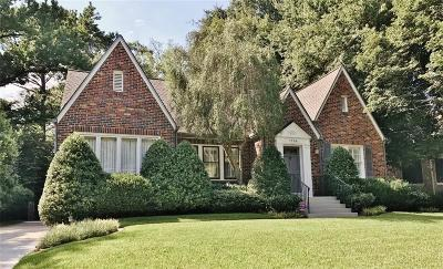 Single Family Home For Sale: 1754 Johnson Road NE