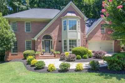 Johns Creek Single Family Home For Sale: 10025 Groomsbridge Road