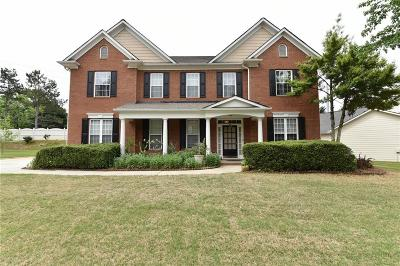 Single Family Home For Sale: 2512 Hampton Park Ct Court