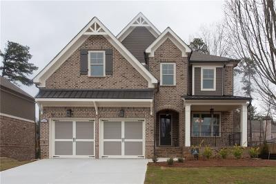 Alpharetta GA Single Family Home For Sale: $648,900