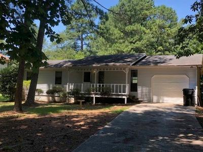 Snellville Single Family Home For Sale: 3629 Mansfield Lane