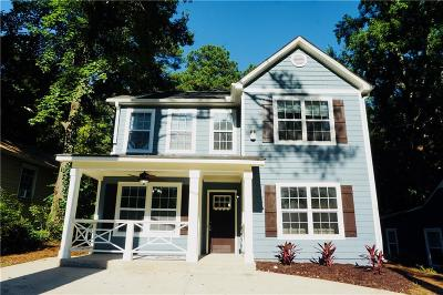West End Single Family Home For Sale: 960 Gaston Street SW