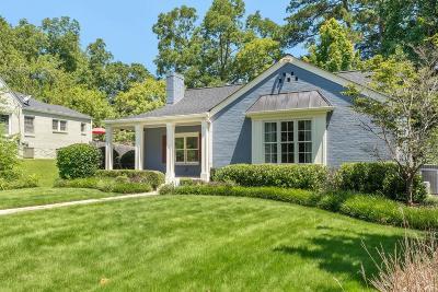 Single Family Home For Sale: 1196 Reeder Circle NE