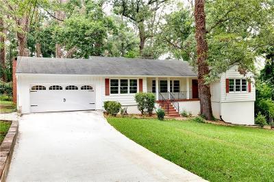 East Atlanta Single Family Home For Sale: 1793 Piper Circle SE