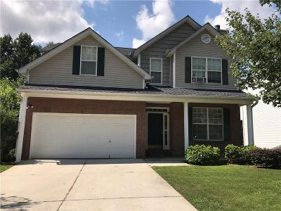 Norcross Single Family Home For Sale: 5935 Hickory Springs Drive