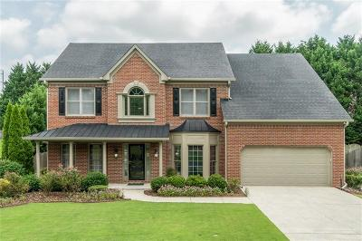 Johns Creek Single Family Home For Sale: 11065 Regal Forest Drive