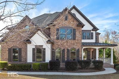 Cumming Single Family Home For Sale: 3935 Abingdon Place