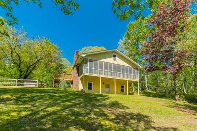 Canton Single Family Home For Sale: 1292 Arbor Hill Road