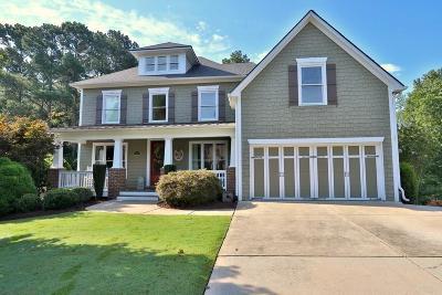 Woodstock Single Family Home For Sale: 148 Newcastle Walk