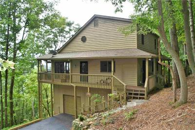Big Canoe Single Family Home For Sale: 15 Wild Turkey Lane