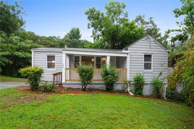 Atlanta GA Single Family Home For Sale: $139,900