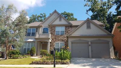 Smyrna Single Family Home For Sale: 3432 Belridge Drive SE