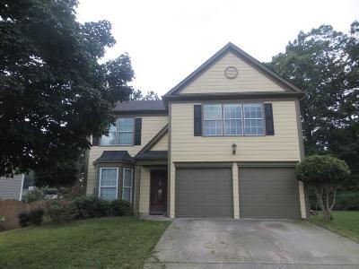 Alpharetta  Single Family Home For Sale: 13640 Weycroft Circle