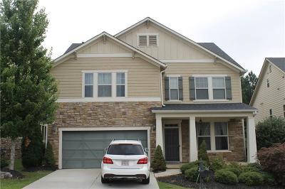 Alpharetta Single Family Home For Sale: 1020 Krobot Way