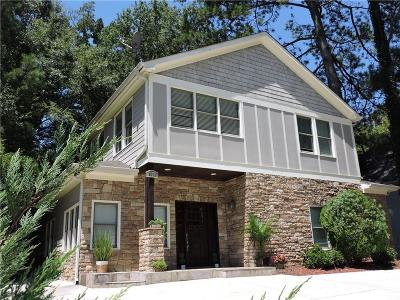 Single Family Home For Sale: 1998 Northside Drive