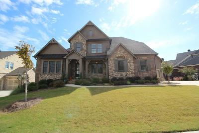 Woodstock Single Family Home For Sale: 206 Big Rock Way
