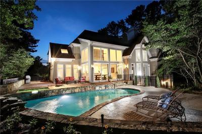 Alpharetta Single Family Home For Sale: 6065 Carlisle Lane