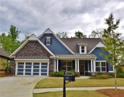 Flowery Branch Single Family Home For Sale: 6955 Hopscotch Court