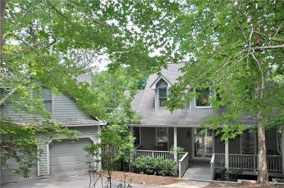 Big Canoe Single Family Home For Sale: 62 Holly Point