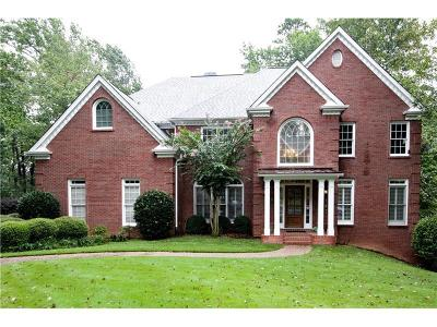 Single Family Home For Sale: 1220 Lexham Drive