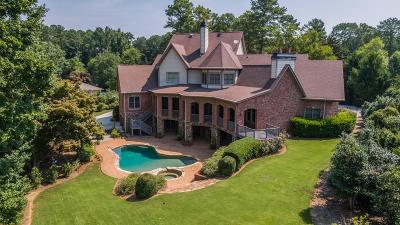 Peachtree Corners Single Family Home For Sale: 4409 Riverview Drive