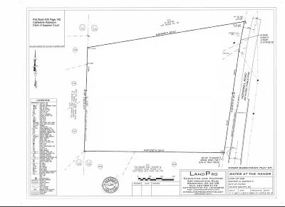 Alpharetta Residential Lots & Land For Sale: 016035 Hopewell Road