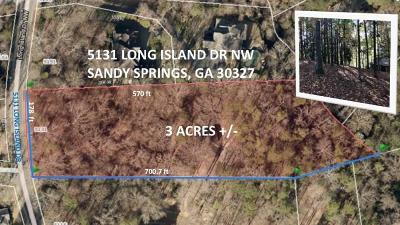 Residential Lots & Land For Sale: 5131 Long Island Drive NW