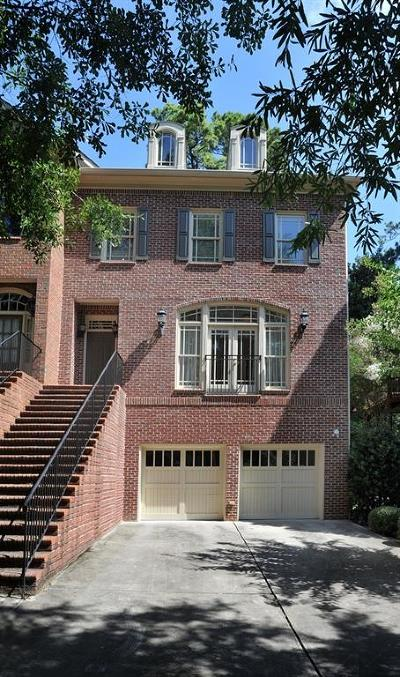 Peachtree Park Condo/Townhouse For Sale: 618 Timm Valley Road NE #B