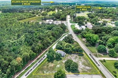 Hampton Commercial For Sale: 7 Hampton Locust Grove Road
