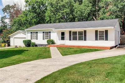 Single Family Home For Sale: 1761 Mackinaw Place SE