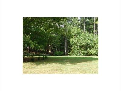 Marietta Residential Lots & Land For Sale: 3640 Cochran Lake Drive