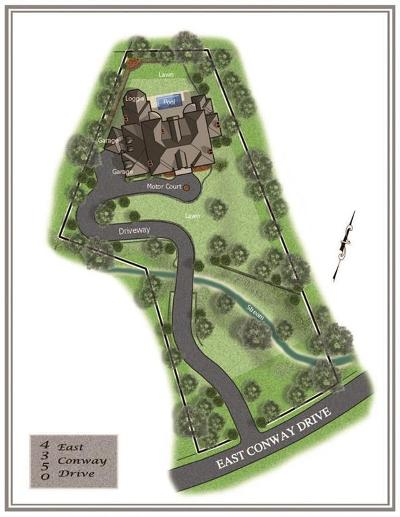 Residential Lots & Land For Sale: 4350 E Conway Drive NW