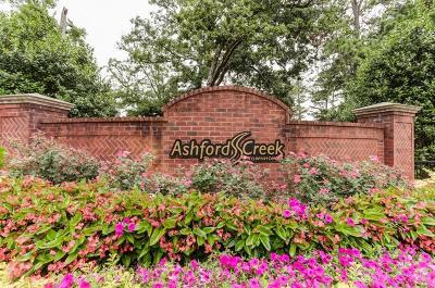 Brookhaven Condo/Townhouse For Sale: 1240 Ashford Creek Way NE